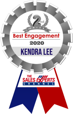 BestEngagement_2nd_Kendra Lee