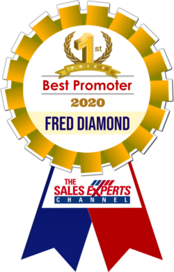 BestPromoter_1st_Fred Diamond